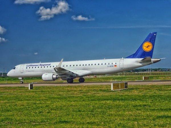 Business chic Lufthansa stílusban