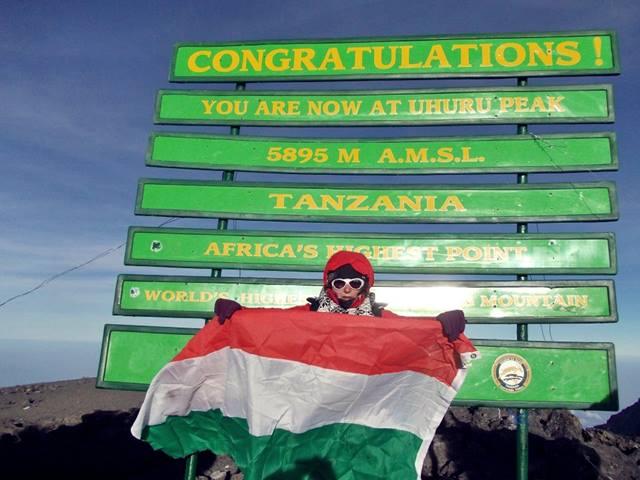 A Kilimandzsárón