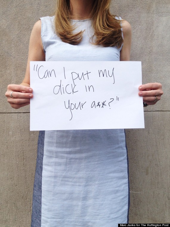 Így zaklatják a nőket az utcán