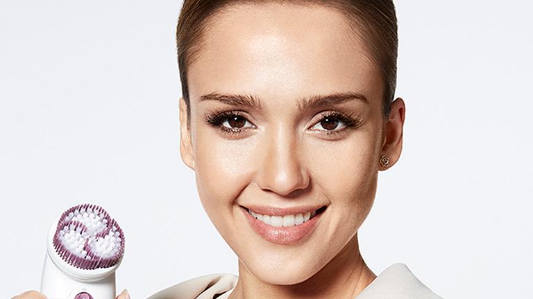 Jessica Alba, a Braun új globális szépségnagykövete