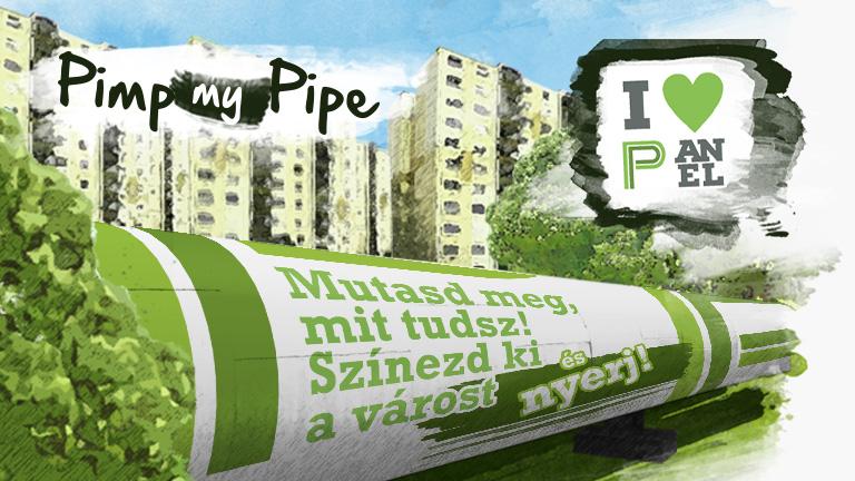 Pimp My Pipe - a videoklip