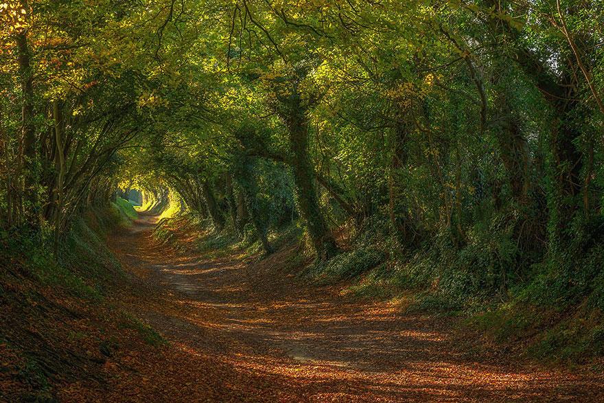 20 varázslatos út a nagyvilágból - fotók