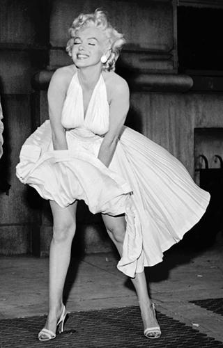 10 emlékezetes Marilyn Monroe-pillanat, mai sztároktól
