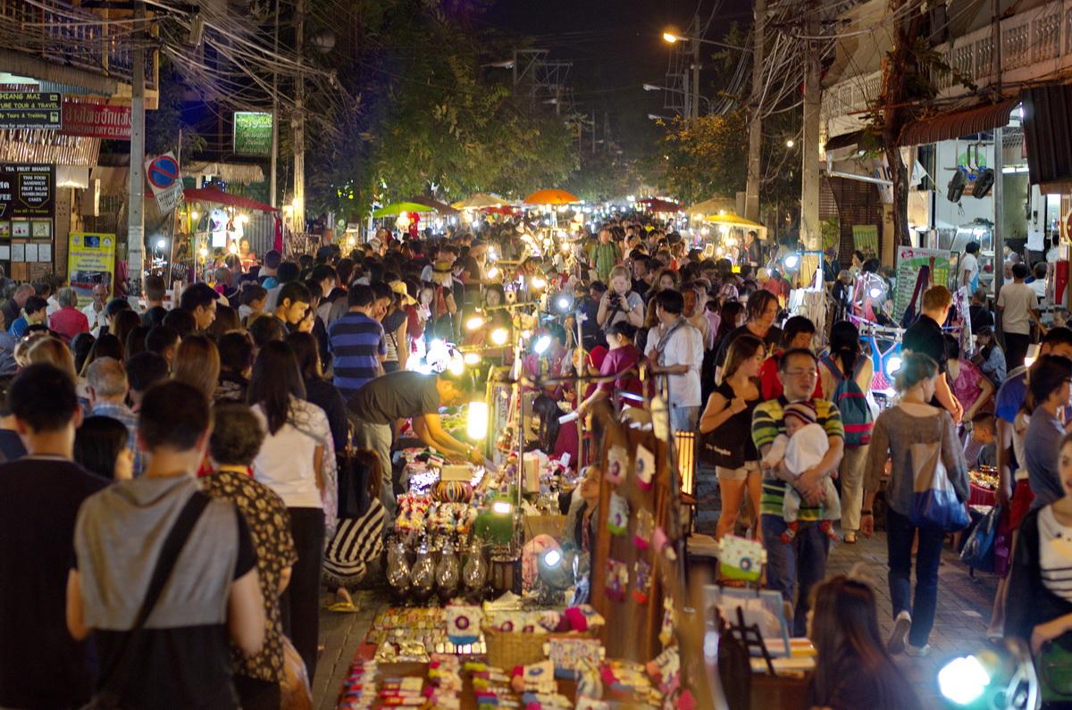 A világ 8 legnagyobb piaca - fotók