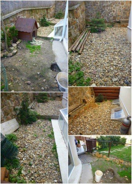 Átalakítás: kerti csalitosból álomkert:
