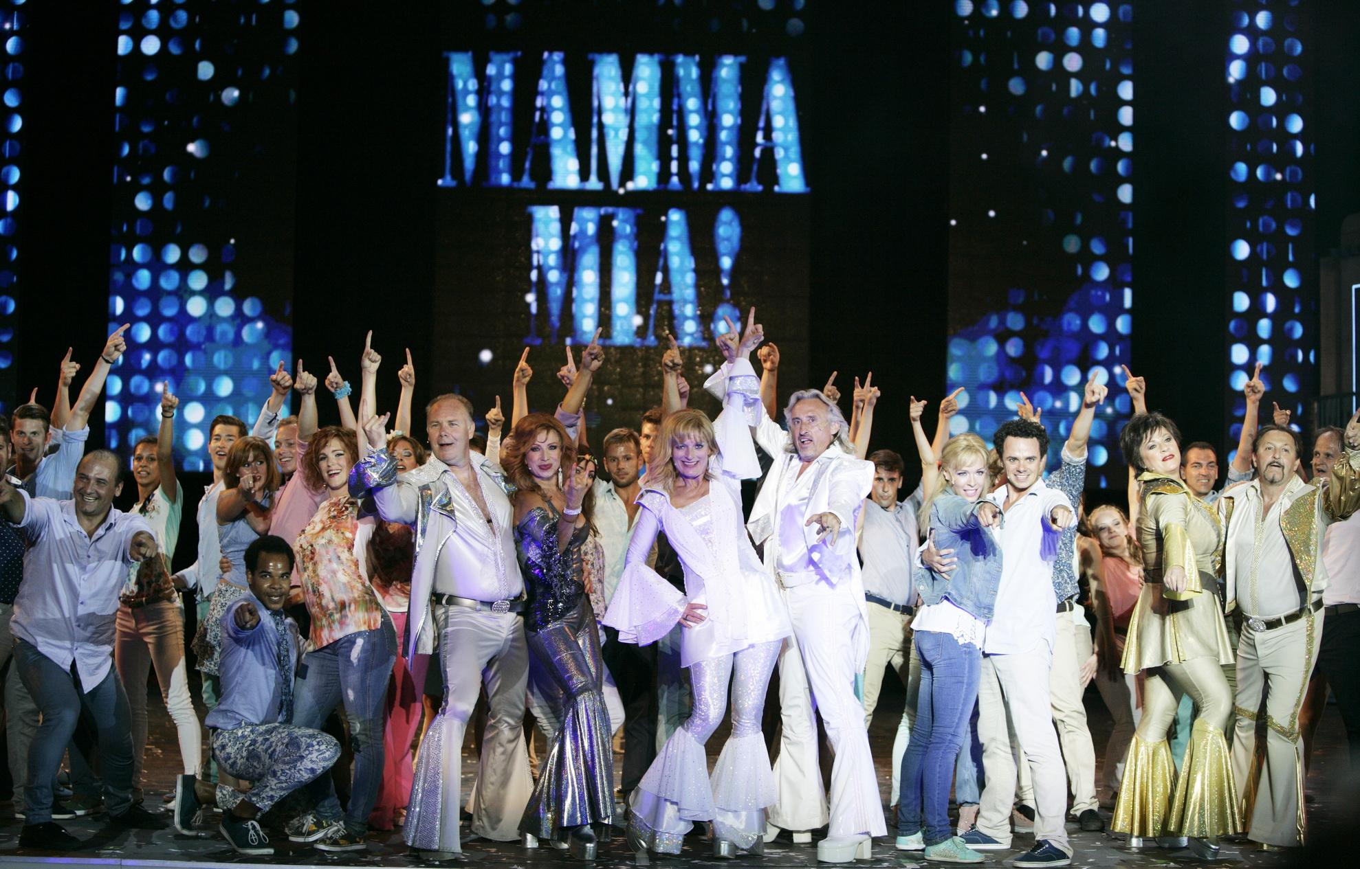 Mamma Mia kritika