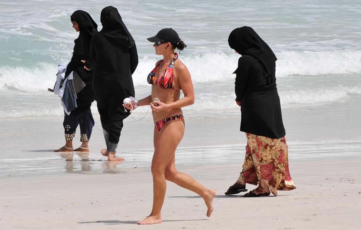 Akiknek a bikini tilos