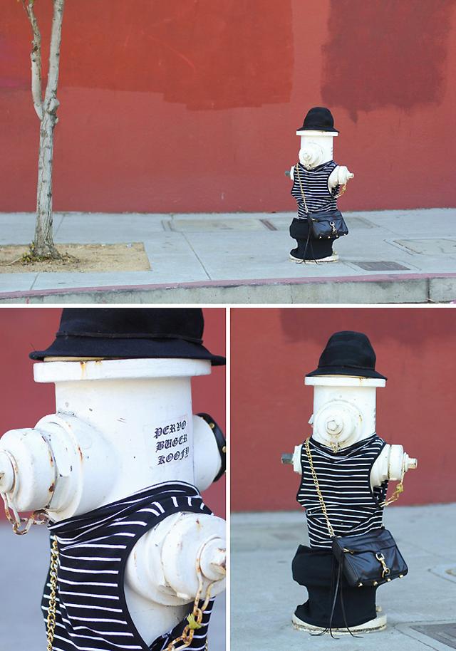 Utcai divat, szó szerint - galéria