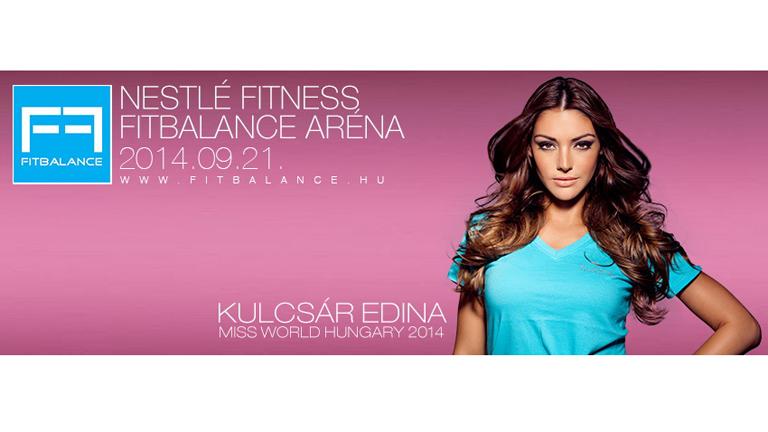 Nestlé Fitness - FiBalance SportAréna