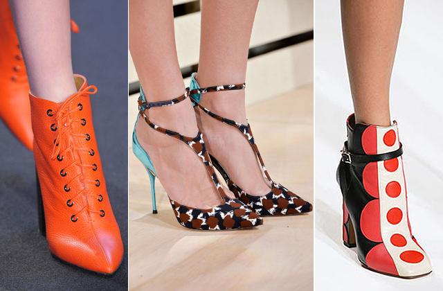 Őszi cipőtrend-körép