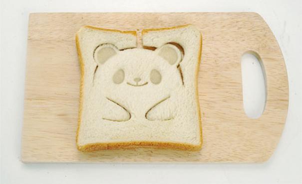 Pandás szendvics, amiből egy morzsa sem marad