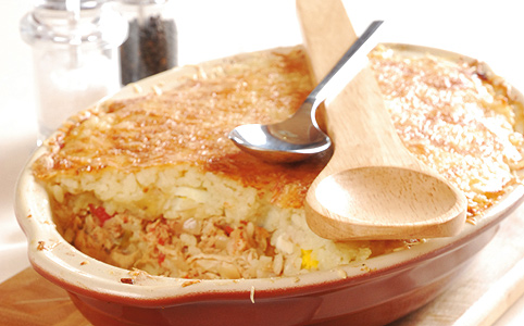 Mit főzzek ma vacsira? Rakott rizst!
