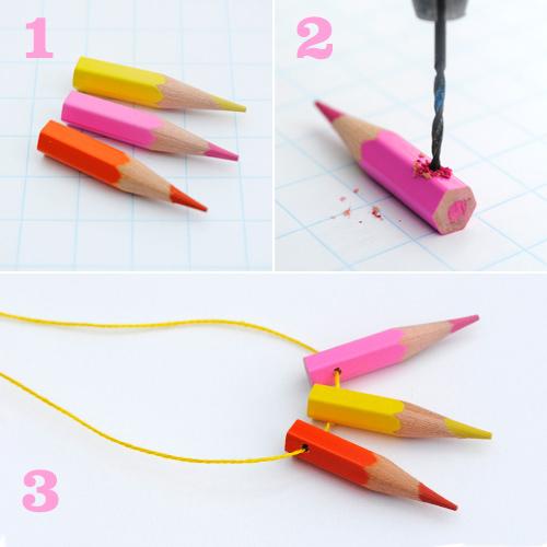 Erre is jó a maradék színes ceruza