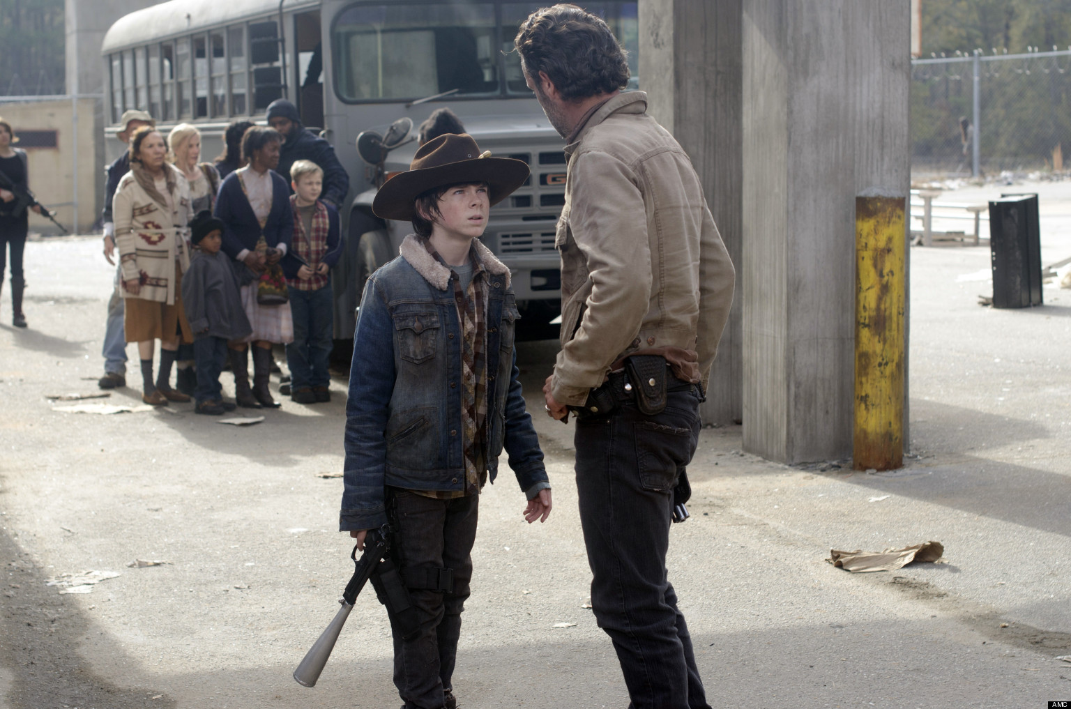 10 érdekesség a The Walking Deadről