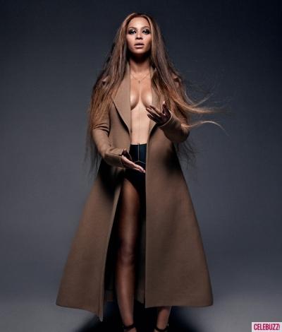 Soha nem volt még ilyen dögös Beyoncé - fotó