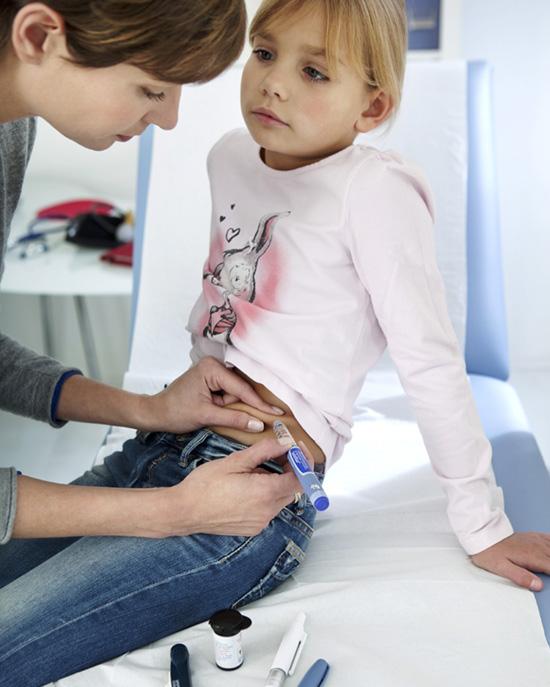 Ha cukorbeteg a gyerek...