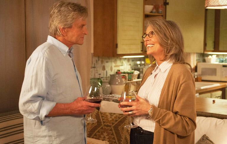 Diane és Michael a Szerelem a végzetem c. filmben