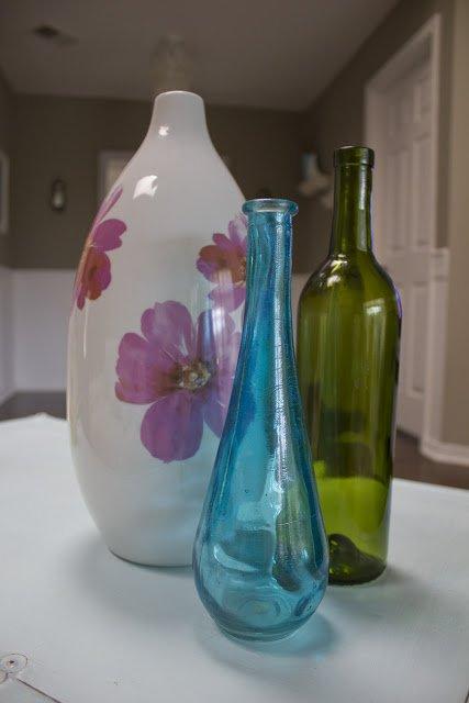 Feldobnád a régi vázád? Használj pufifestéket!