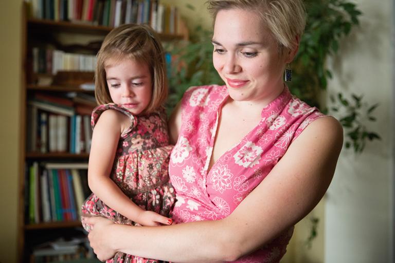 Egy egyedülálló, leszbikus anya őszinte vallomása arról, mennyivel nehezebb a.