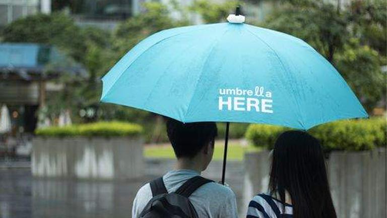 Oszd meg az esernyődet!