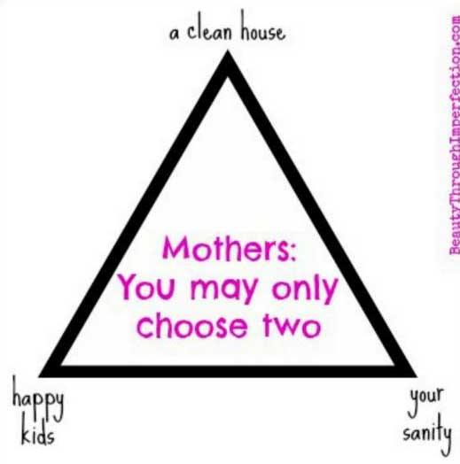 Tiszta lakás vagy boldog gyerek?