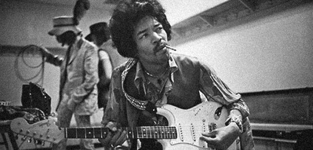 Jimi Hendrix: három év alatt forgatta fel az egész rock világot