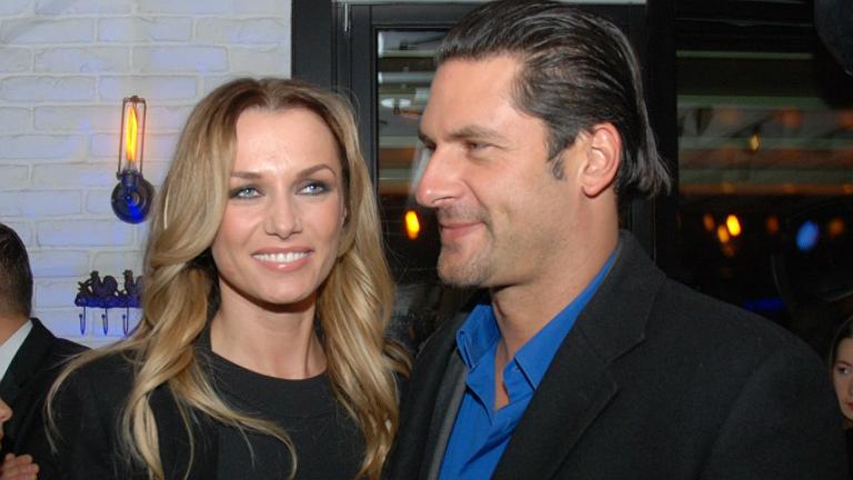 Árpa Attila és felesége egy 2013-as rendezvényen