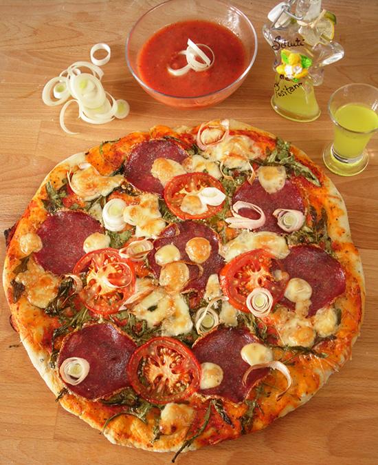 A tökéletes pizzatészta, és ami a pizzán túl lehet belőle