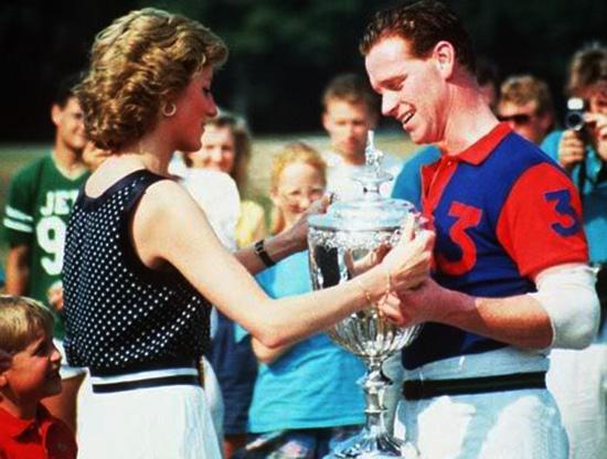 Diana hercegnő és James Hewitt