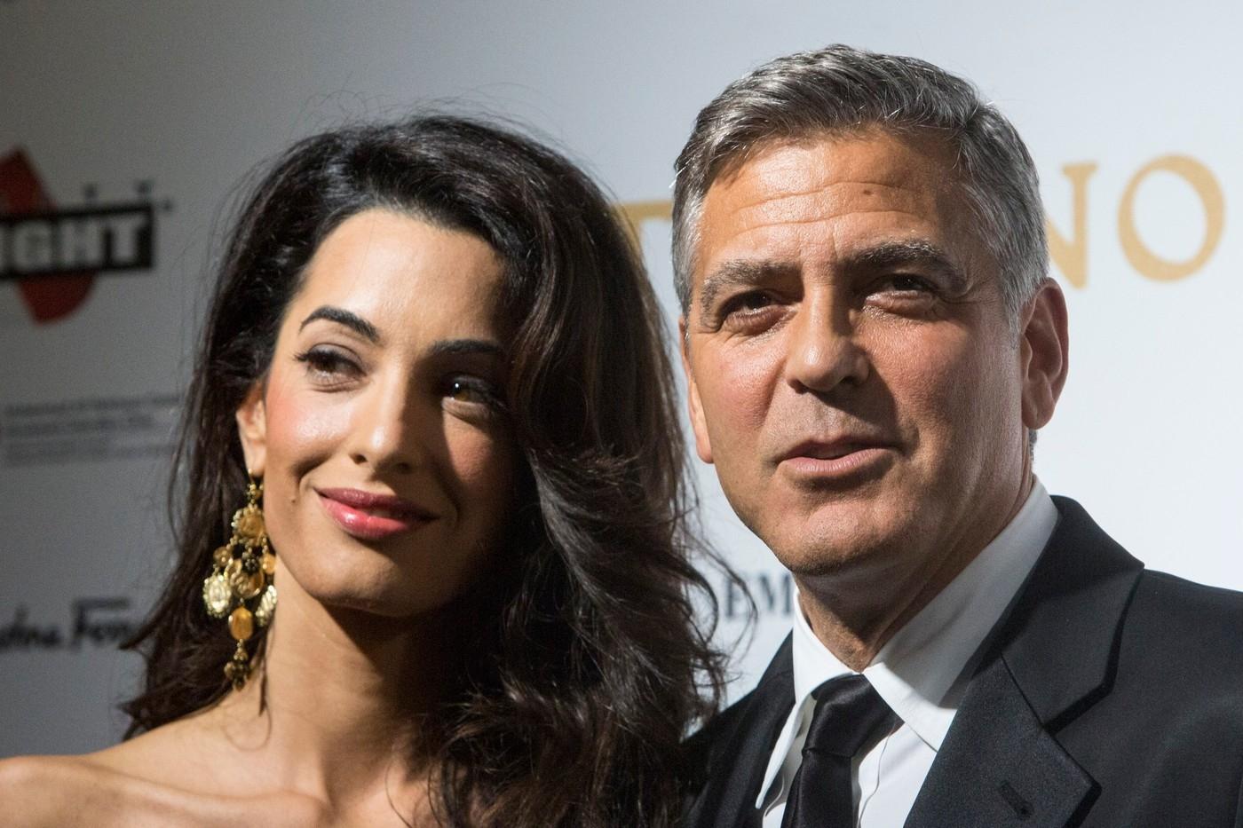 George Clooney siettetné az esküvőt