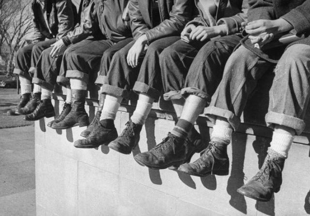 Hogy éltek a tinédzserek a '40-es években?