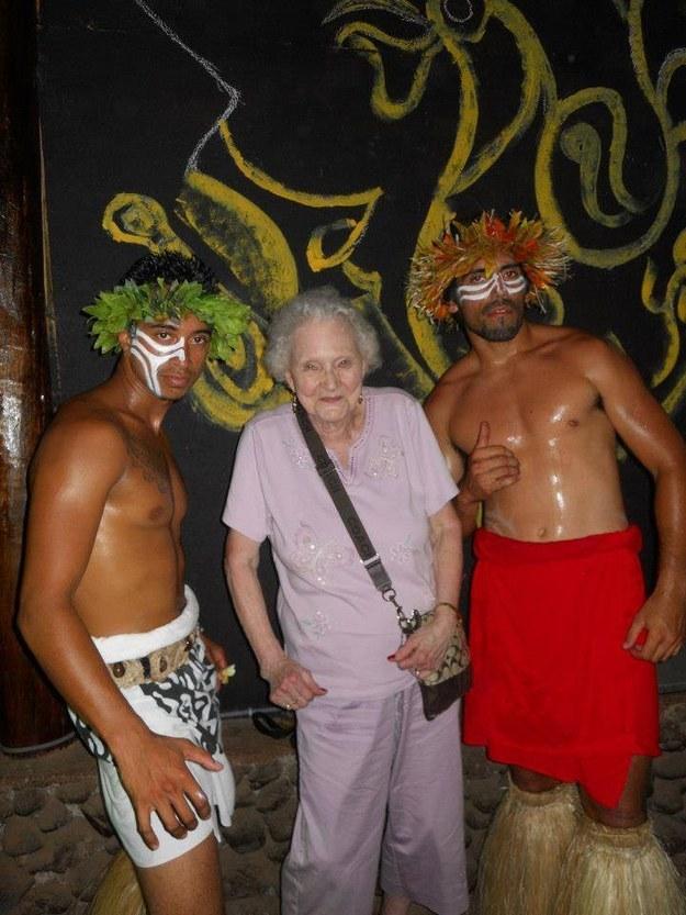 Táncikál Panamában