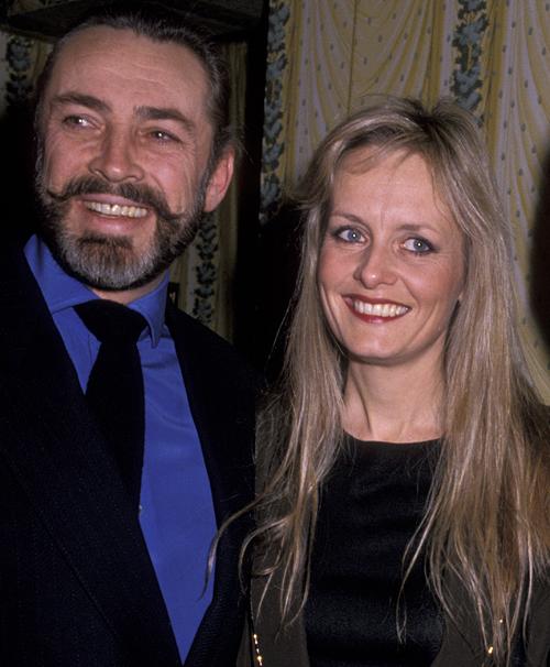 Leigh Lawson és Twiggy