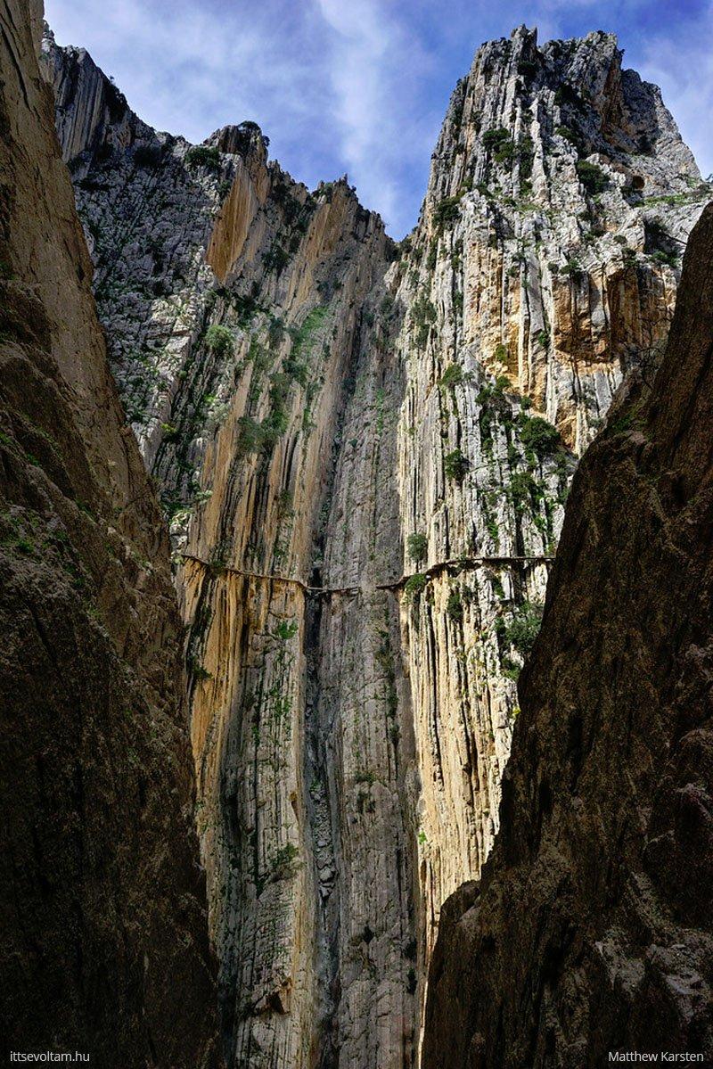 Egy lélegzetelállító spanyol úti cél