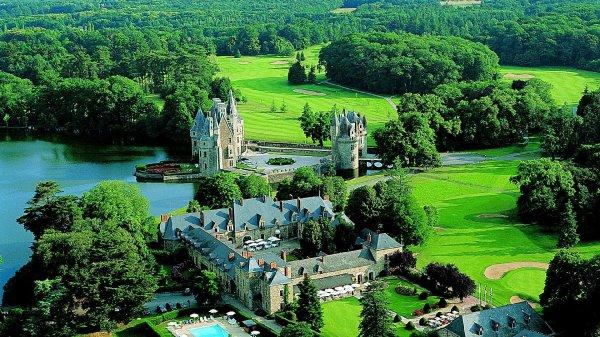 A legszebb vízi kastélyok és várak Európában