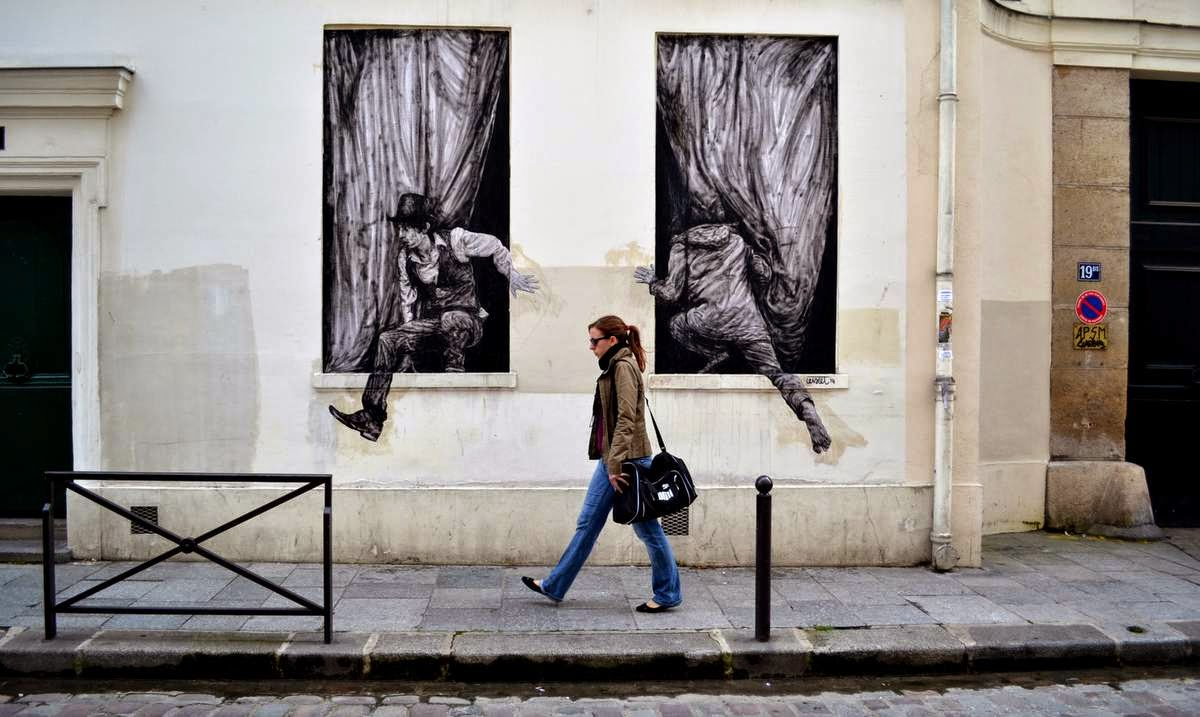 Utcai művészet – Lásd másképp a világot!
