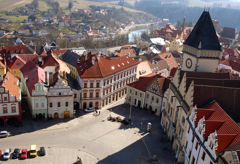 A 7 legszebb cseh kisváros