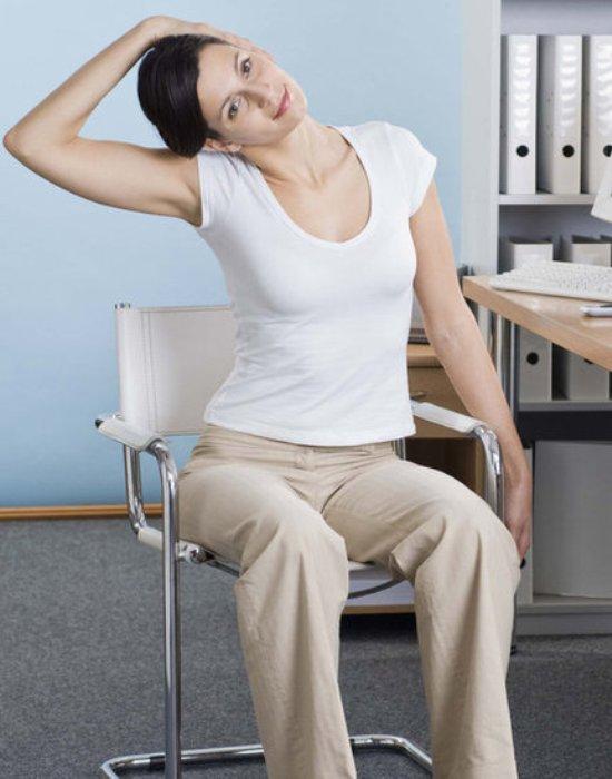 Lazulj az irodában 10 perc tornával