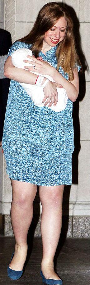 Fotó: Kiköpött Katalin hercegné lett Clinton lánya?