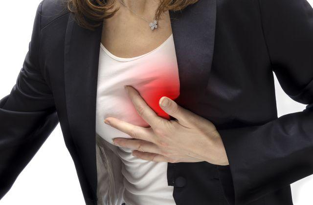 A női szív érzékeny műszer – vedd komolyan az infarktus veszélyét!