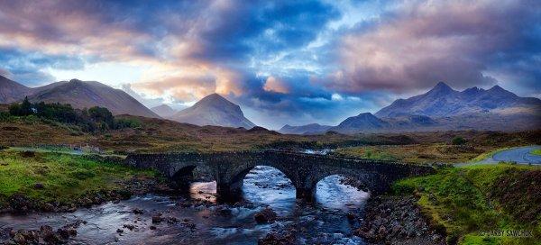 Vadregényes Skócia