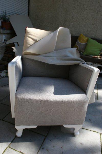 Ne dobd ki, újítsd fel a régi fotelt