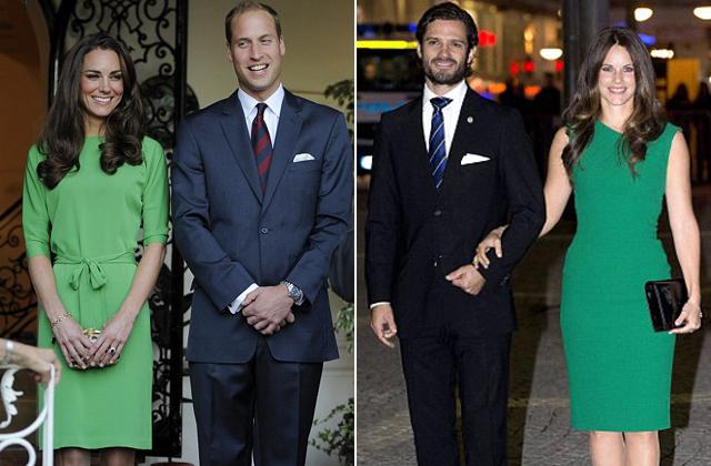 Katalin hercegnét koppintja a glamúrmodell - fotók