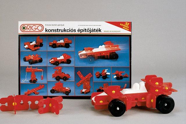Origo konstrukciós építőjáték család (1985)