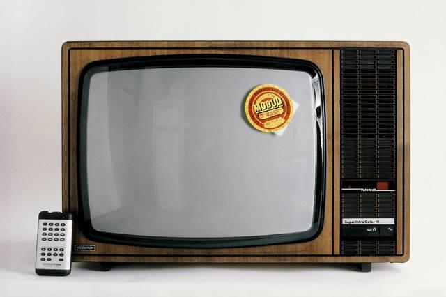 Videoton infracolor színes TV (1983)