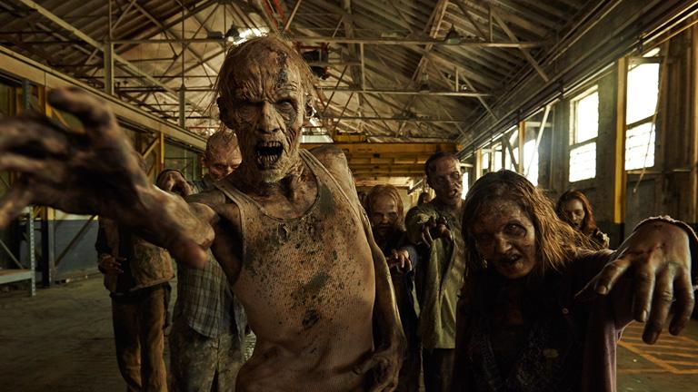 Az eddigi leghátborzongatóbb első öt perccel nyit a The Walking Dead új évada