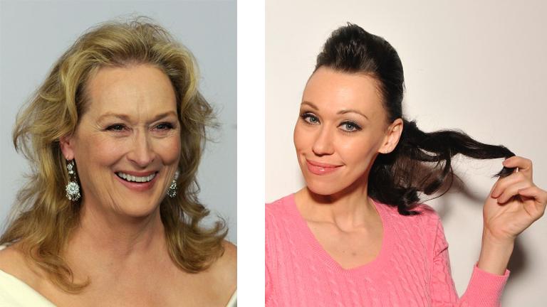 Gallusz Nikolett és Meryl Streep is a természetes, műtét nélküli szépülésben hisz