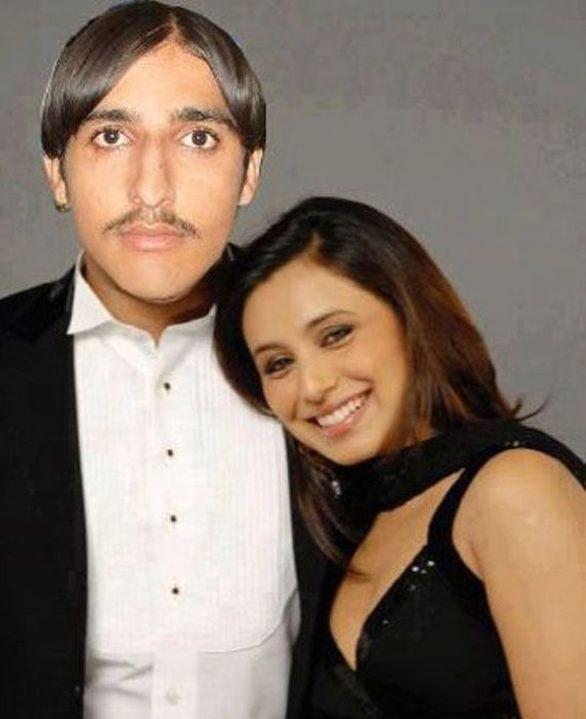 Vicces fotók: lúzer pasik, akik barátnőt photoshopoltak maguknak