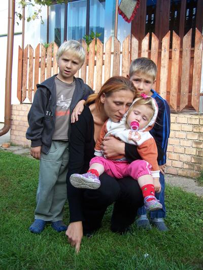 Kézilabdások is segítik az apa nélkül maradt családot