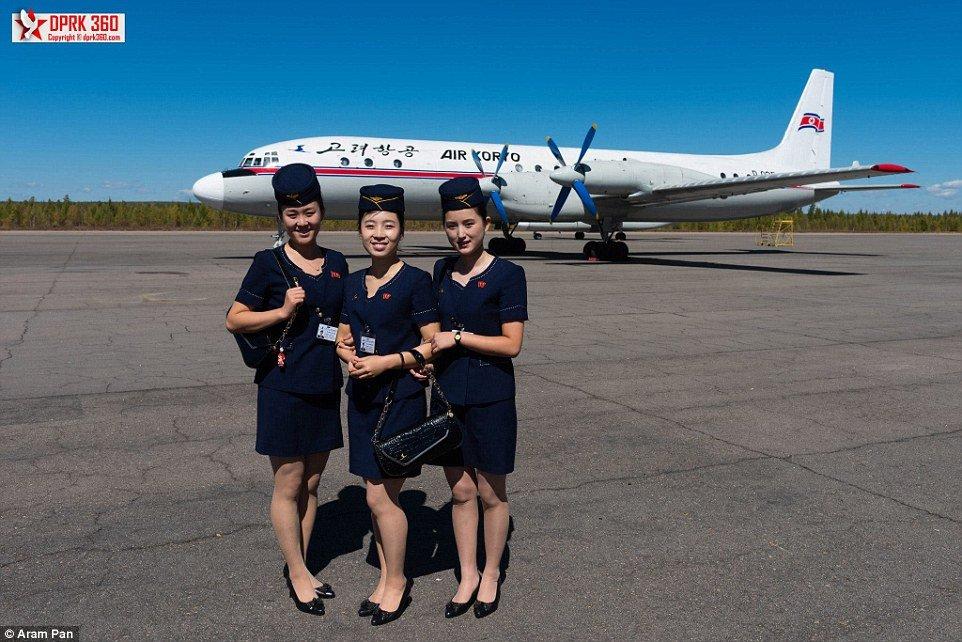 Észak-koreai légitársaság